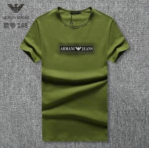 giorgio armani new season t-shirts training aj29