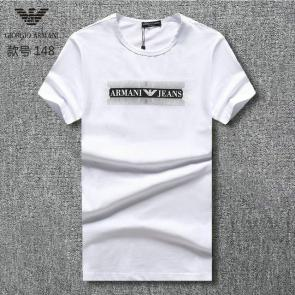 giorgio armani new season t-shirts training aj30