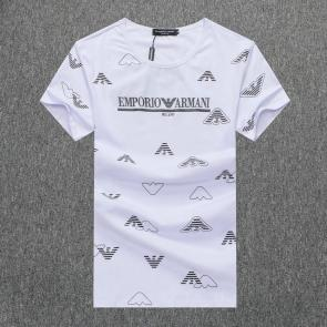 giorgio armani new season t-shirts training many eagle discount