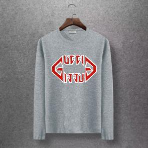 gucci logo limited edition long sleeve t-shirt ggfm0438