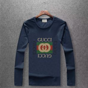 gucci logo limited edition long sleeve t-shirt ggt94539