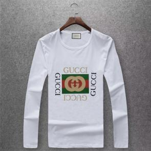 gucci logo limited edition long sleeve t-shirt ggt94540
