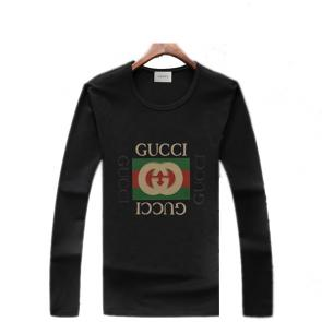 gucci logo limited edition long sleeve t-shirt ggt94541