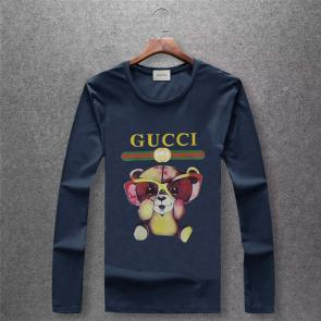 gucci logo limited edition long sleeve t-shirt ggt94542