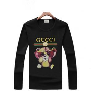 gucci logo limited edition long sleeve t-shirt ggt94544