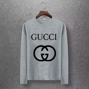 gucci logo limited edition long sleeve t-shirt classic gg 79294