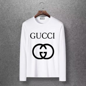 gucci logo limited edition long sleeve t-shirt classic gg