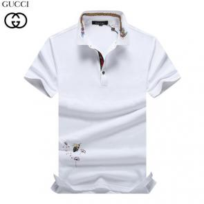 gucci hommes unisex gucci polo t-shirt dragon white
