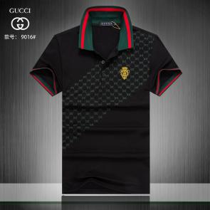 gucci hommes unisex gucci polo t-shirt g9016 strip