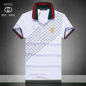 gucci hommes unisex gucci polo t-shirt g9016