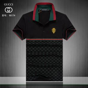 gucci hommes unisex gucci polo t-shirt g9017 classic