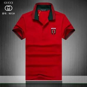gucci hommes unisex gucci polo t-shirt bee cotton