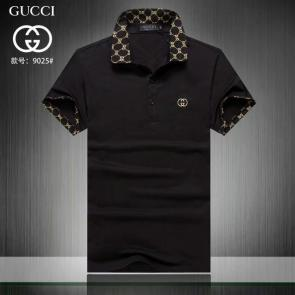gucci hommes unisex gucci polo t-shirt grid top uomo