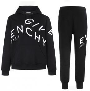 men casual fashion tracksuit givenchy embroidery gy5016