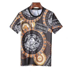 new men shirts tee shirt manches courtes homme cool medusa versac