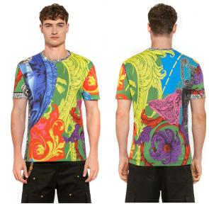 new men shirts tee shirt manches courtes homme v22038 colorway