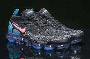 nike air vapormax2 men women basketball shoes black942842-103