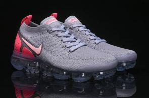 nike air vapormax2 men women basketball shoes gray 942843-006