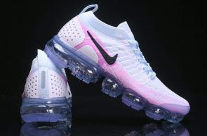 nike air vapormax2 men women basketball shoes pink942843-102