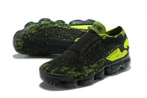 nike air vapormax2 men women basketball shoes vert noir