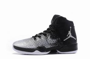 new air jordan 30 moins chers 41-46 black white