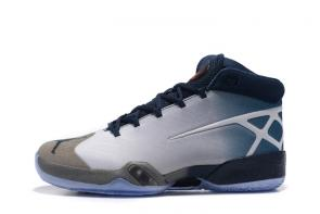 new air jordan 30 moins chers blue gray