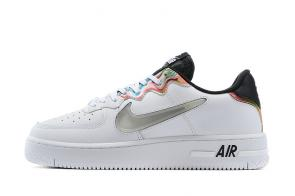 nike air force 1 sage low en cuir f2033 white