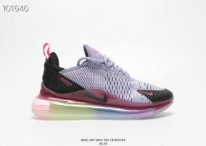 nike air max 270 france 2019 sneakers 36-45 rainbow