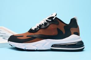 nike air max 270 react homme summit m1002 black brow