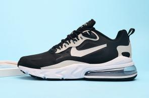 nike air max 270 react homme summit m1003 white black