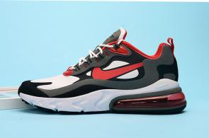 nike air max 270 react homme summit m1005 red logo armay