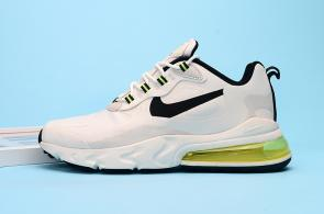 nike air max 270 react homme summit m1006 black mark white