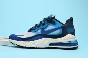 nike air max 270 react homme summit m1011 blue