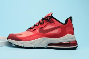 nike air max 270 react homme summit m1012 red
