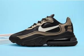 nike air max 270 react homme summit m1019 brown black