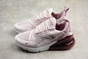nike air max 270 chaussures de fitness femmes new ah6789-601 pink