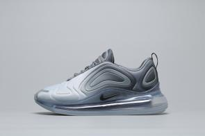 nike air max 720 sneakers homme a02924-002  silver bullet
