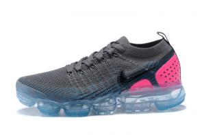 nike air vapormax femme chaussures de course arbon grey moon