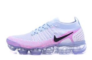 nike air vapormax women sneakers 942843-102 pink noir