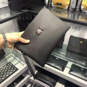 nouveau gucci clutch bag black black card bag gg223