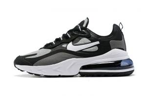 original authentique 2019 nouveaute nike air max 270  ao4971-001 react gray black