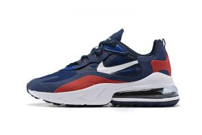 original authentique 2019 nouveaute nike air max 270  react blue red