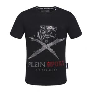 philipp plein t-shirt for hommes casual  tiger sport