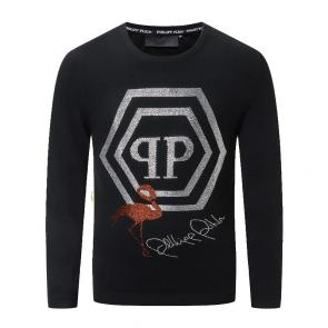 philipp plein sweat pull homme nouvelle collection automne hiver red-crowned crane