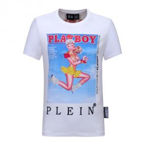 plein t-shirts for hommes discounts ete playboy girl run mode