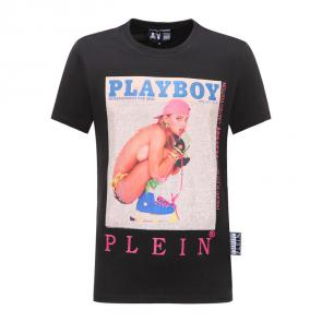 plein t-shirts for hommes discounts ete playboy gril squat