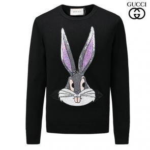 roundneck gucci pull in wool long eared rabbit