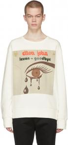 roundneck gucci pull in wool elton john