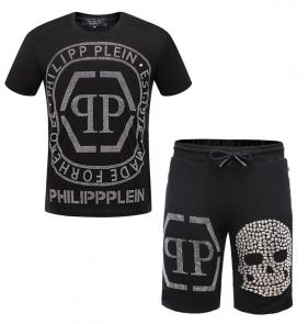 short-sleeved tracksuit philipp plein cheap made for heroes