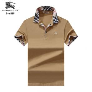t-shirt burberry manches courtes col polo magasin france begei